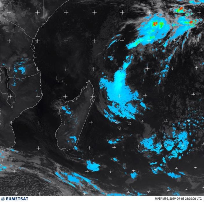 La météo du vendredi 6 septembre 2019