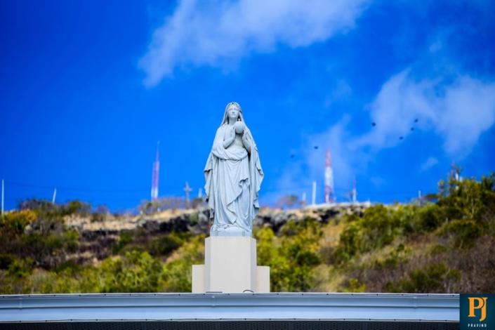 Le pèlerinage du Père Laval se termine ce dimanche soir à 19 heures