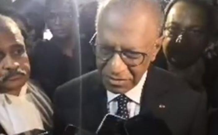 Ramgoolam : « C'est une vendetta politique »