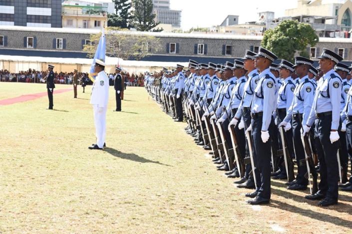 Promotion au sein de la force policière