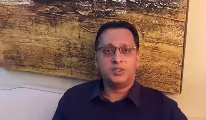 Bhadain répond par vidéo à Dawood Rawat