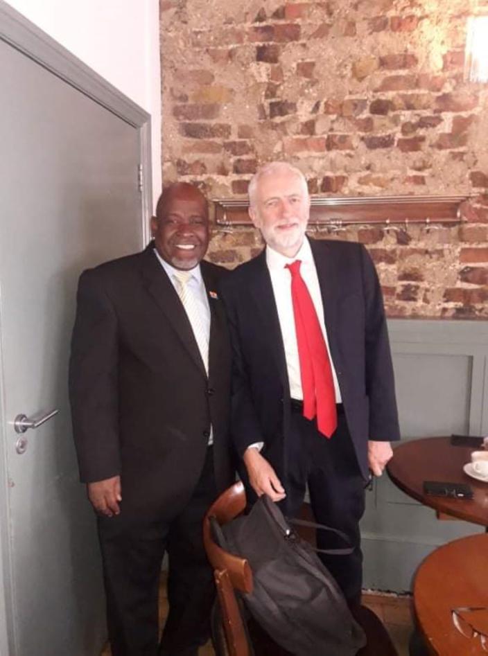 Chagos : Bancoult parle aux Anglais