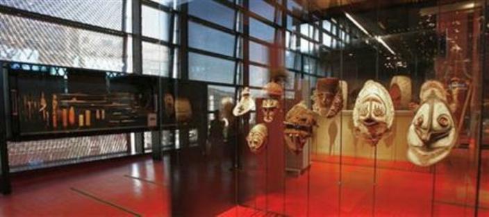 Comment Chirac, sur une plage de l'île Maurice, a eu l'idée du musée du Quai Branly