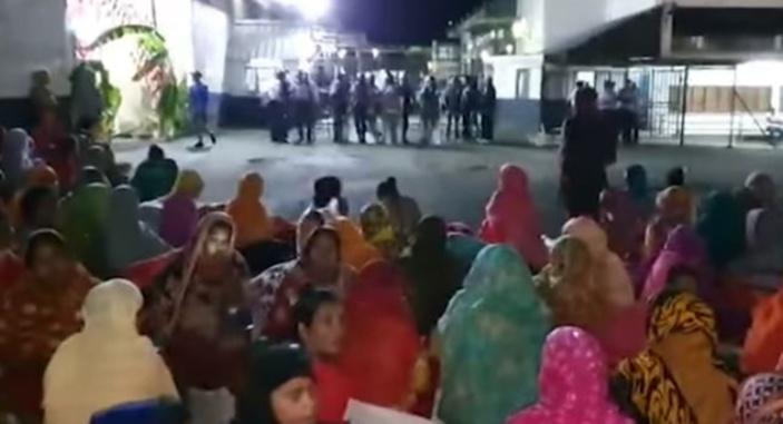 «Manifestation illégale» à l'usine Firemount : 43 ouvriers bangladais arrêtés et expulsés