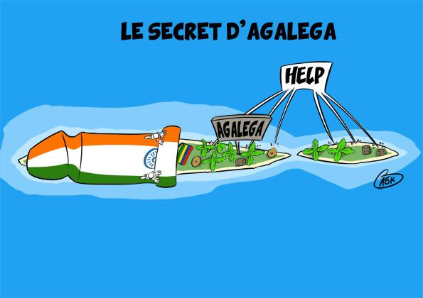 [KOK] Le dessin du jour : Le secret d'Agaléga