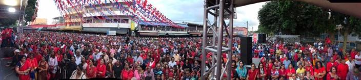 📷 [Alliance Nationale] Flacq : Ramgoolam donne la réplique à Pravind Jugnauth