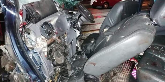 Accident de la route à Rose-Belle : Six victimes dont trois mineurs âgés entre 14 et 17 ans