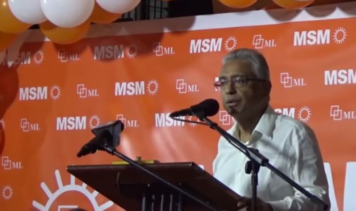 [SerenityGate] Pravind Jugnauth menace et s'en prend à la sécurité des journalistes de Top FM