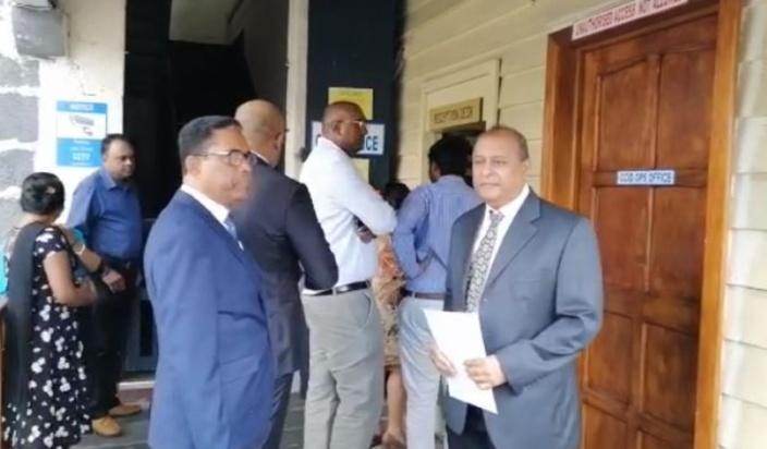 [SerenityGate] Le directeur de Top FM, Balkrishna Kaunhye, au CCID après les propos menaçants de Pravind Jugnauth