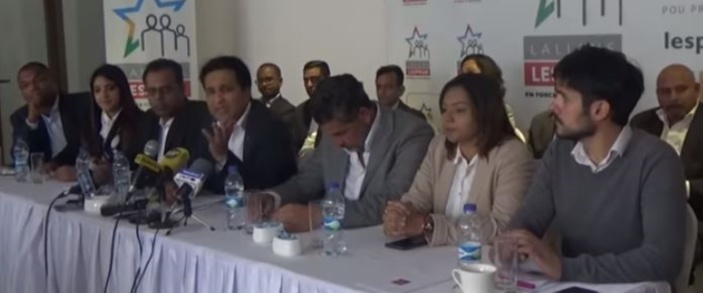 [Législatives 2019] Lalians Lespwar présentera 14 candidats dont 4 femmes