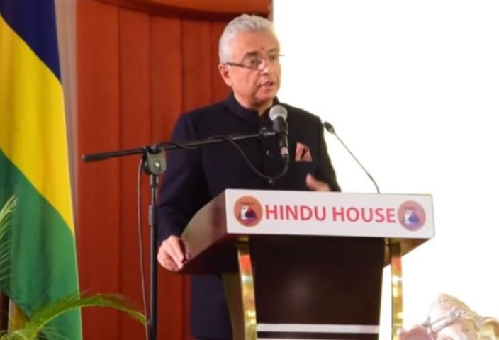[Divali] Pravind Jugnauth : «Je suis inspiré par l'humilité du dieu Ram»