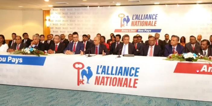 [Législatives 2019] La liste officielle des candidats de l'Alliance Nationale