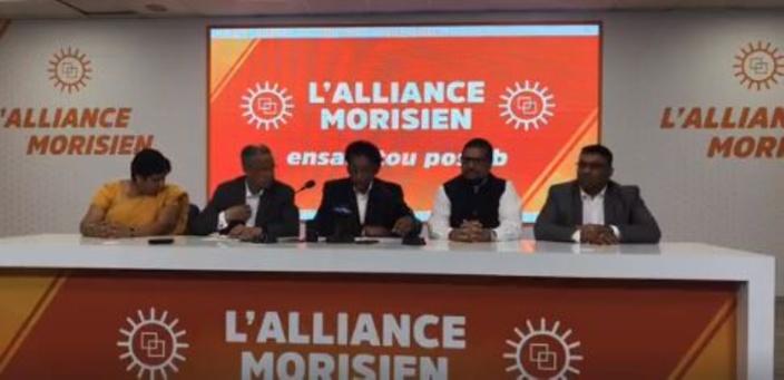 Le GM dit être nullement impliqué dans la fuite de documents bancaires de Ramgoolam