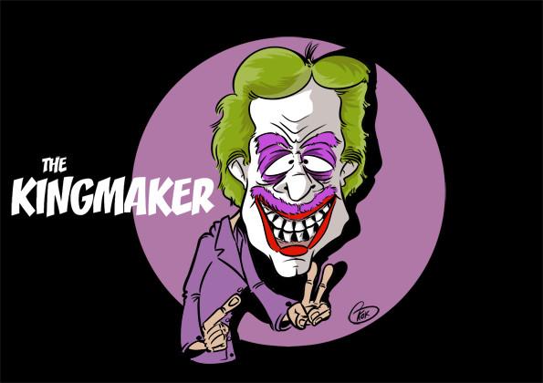 L'actualité vu par KOK : Joke ou The Joker ?