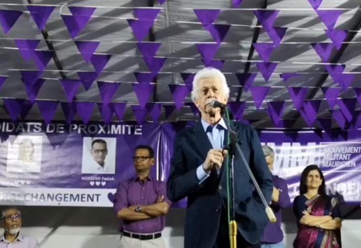 Deal papa-tifille : En pleine campagne électorale, Bérenger joue la carte maternité de sa fille