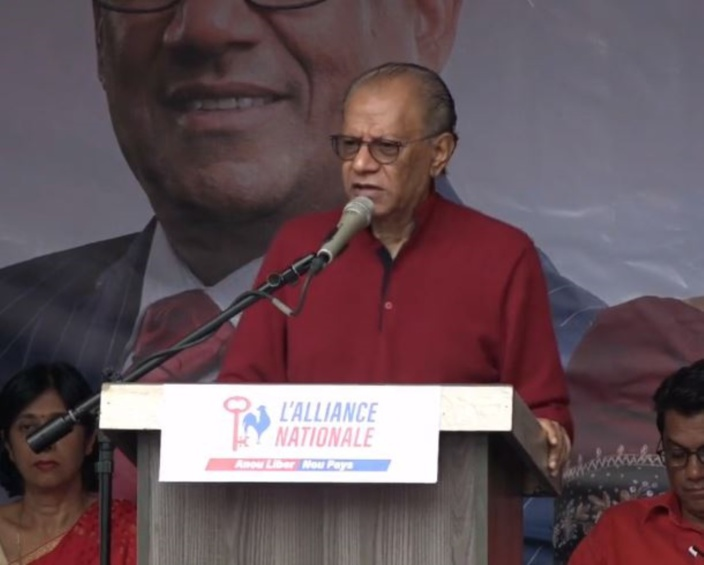 Ramgoolam évoque une possible enquête du CBI indien contre Anil Gayan