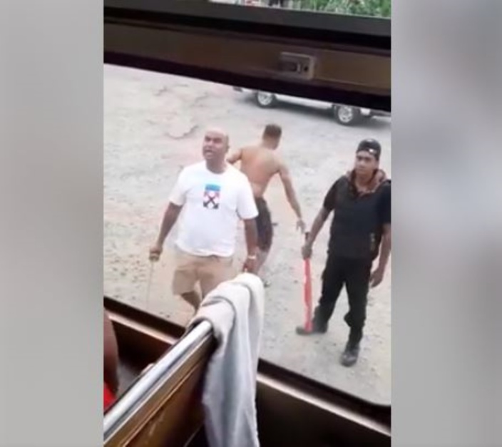 ▶️ Agression à coups de sabre à Balaclava