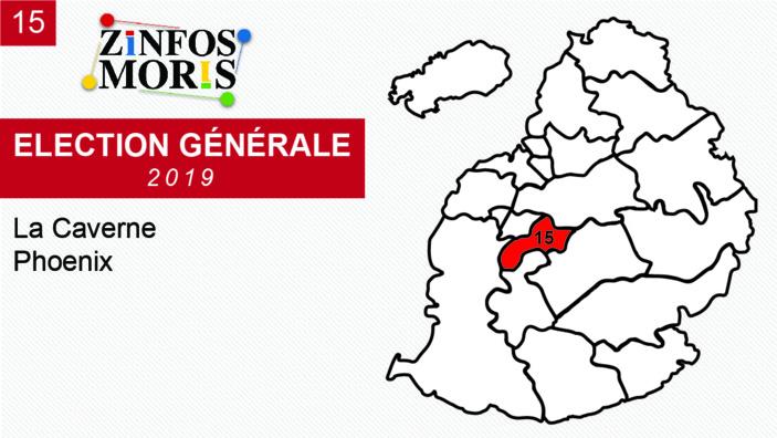 [Législatives 2019] Taux de participation au No 15 : 78,82 %