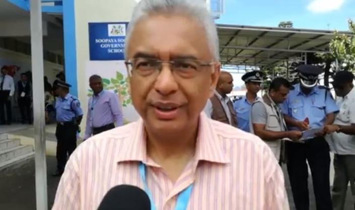 « Tout se déroule bien », selon Pravind Jugnauth
