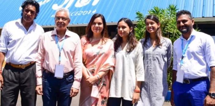 « Nous allons continuer le développement », affirme Pravind Jugnauth