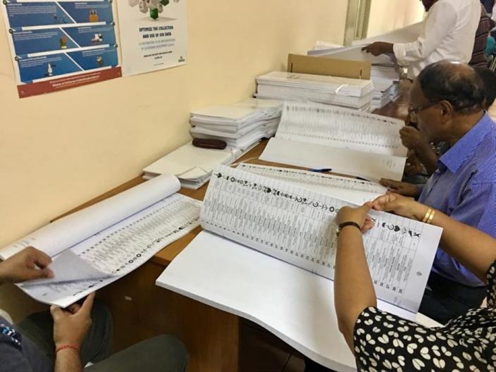 [Législatives 2019] Taux de participation dans toutes les circonscriptions de l'île