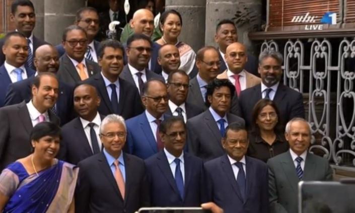 La parole aux nouveaux ministres