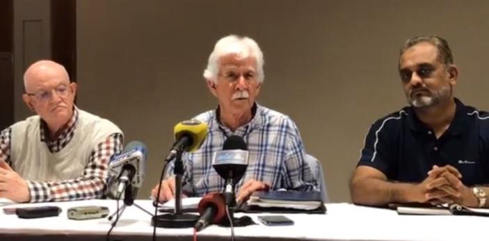 « Je suis inquiet pour la démocratie », dit Paul Bérenger