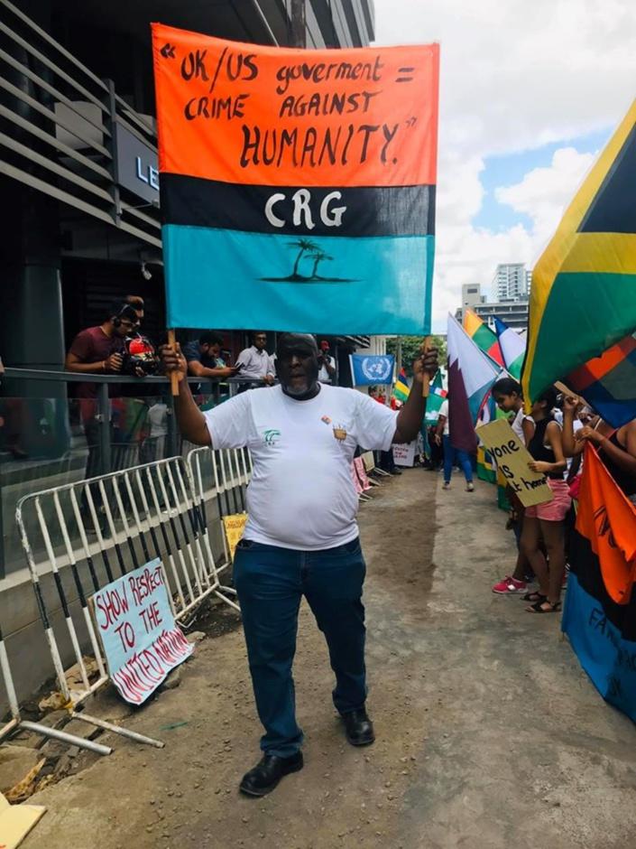 Le Groupe Réfugiés Chagos évoque des actions légales contre le GM britannique