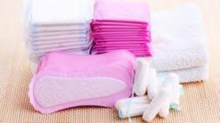 Collecte de serviettes hygiéniques sur le campus de l'Université de Maurice
