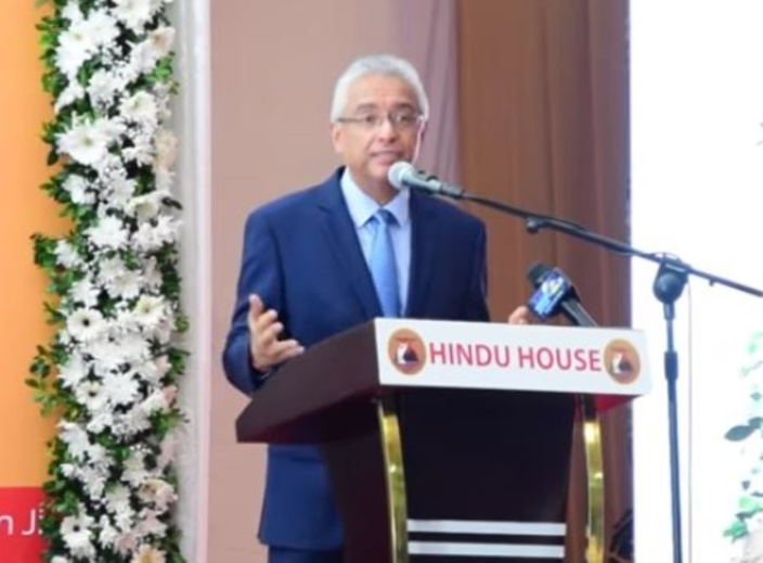 Pravind Jugnauth : «Les dernières élections étaient exemplaires»