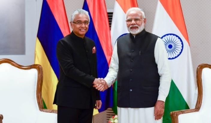 Pravind Jugnauth réserve sa première visite officielle en Inde