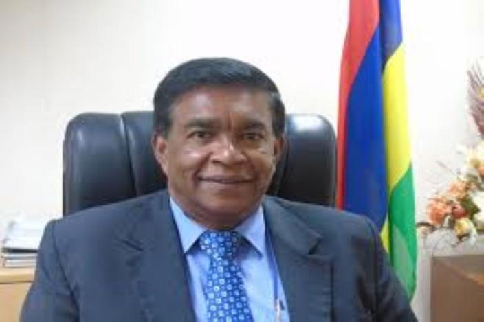 Roopun président de la République de l'île Maurice