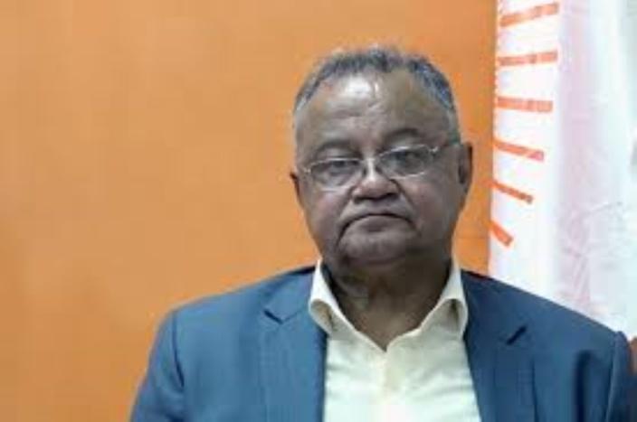 Eddy Boissézon est le nouveau vice-président de la République