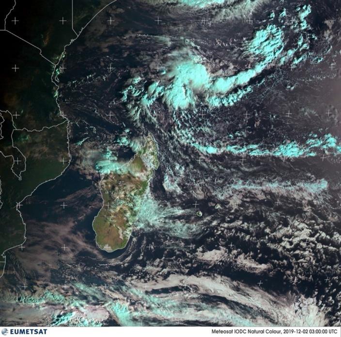 La météo du mardi 3 décembre 2019