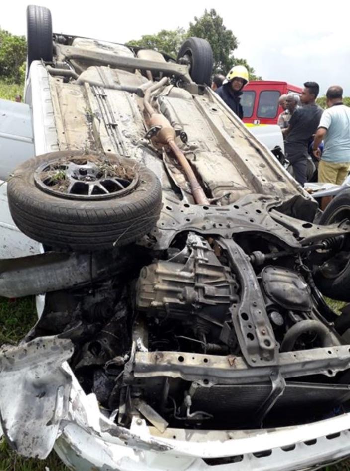 Wooton : Un accident fait un blessé dans une sortie de route
