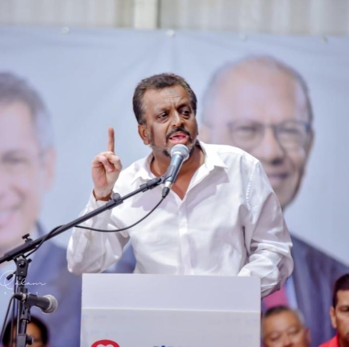 Abbas Mamode absent au dîner de remerciements des élus de l'opposition de la circonscription no 3