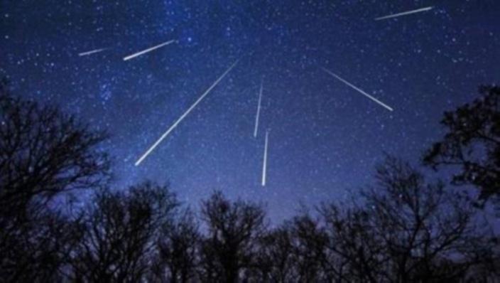 La plus belle pluie d'étoiles filantes de l'année est attendue cette nuit
