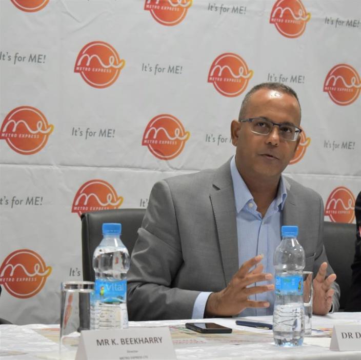 Das Mootanah, CEO du Metro Express : « Nous espérons imprimer les tickets au plus vite »