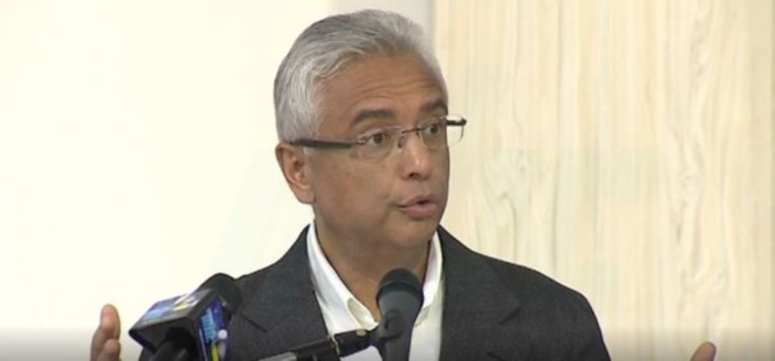 Pravind Jugnauth offre son soutien inconditionnel à Mario Nobin et critique ceux qui ternissent l'image des forces de l'ordre