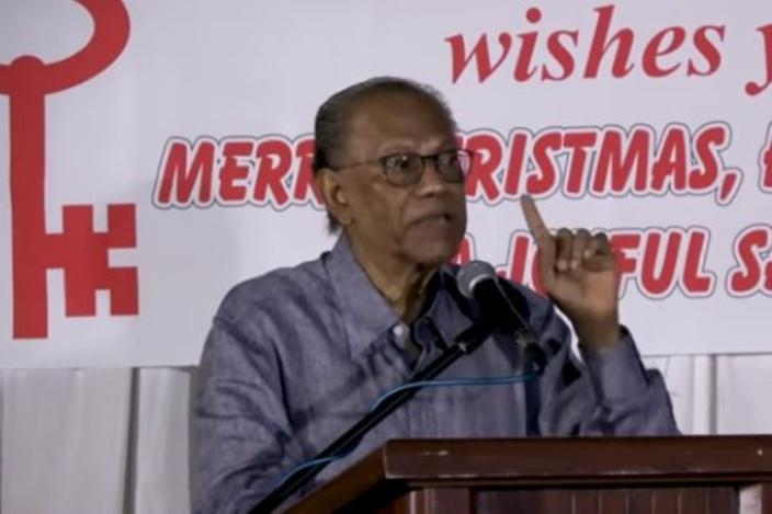 Ramgoolam affirme : « Mo pas mort pou poste Premier ministre »