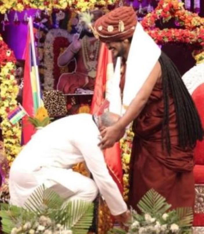Une petite polémique pour Jagdish Goburdun avant son retour à Maurice