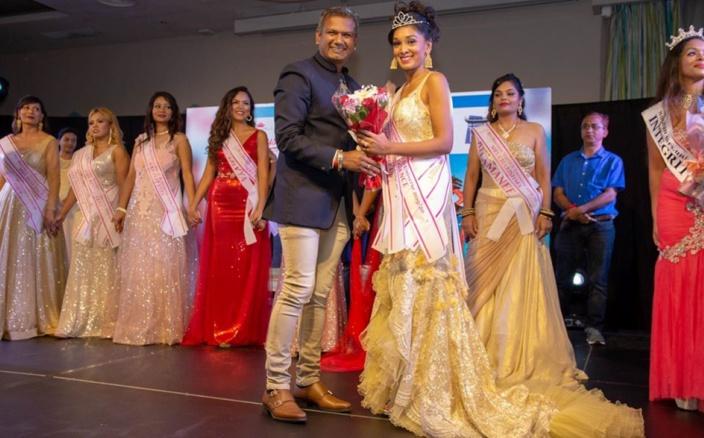 La première dauphine de Mrs Mauritius World & Universe rend sa couronne