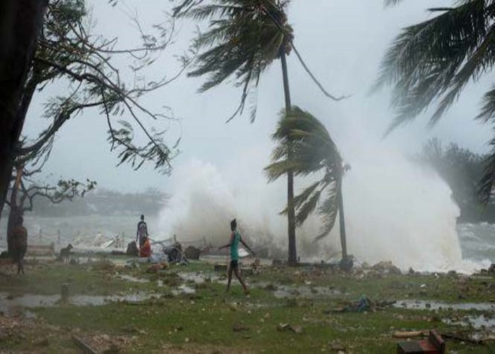 Forte tempête Calvinia: 6 000 foyers privés d'électricité