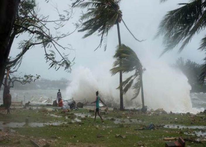 Tempête Calvinia : 526 personnes dans les centres de refuge