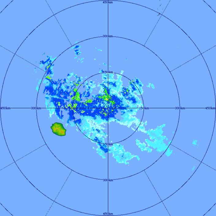 Avis de fortes pluies prolongé jusqu'à demain matin 4h