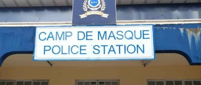 Camp de Masque : Arrêté pour avoir menti à la police