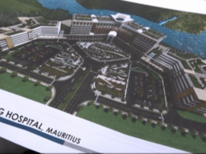 Le nouvel hôpital de Flacq financé par Dubaï, coûtera Rs 6 milliards
