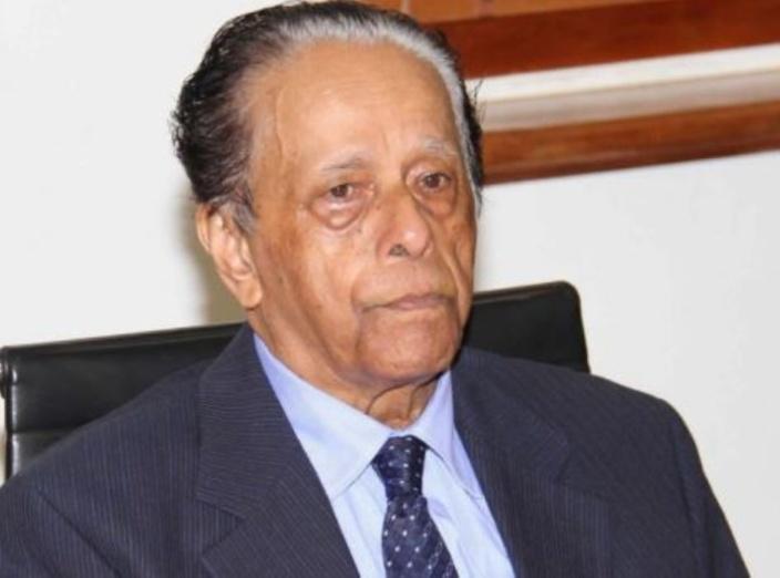 Déclaration des avoirs de Sir Anerood Jugnauth