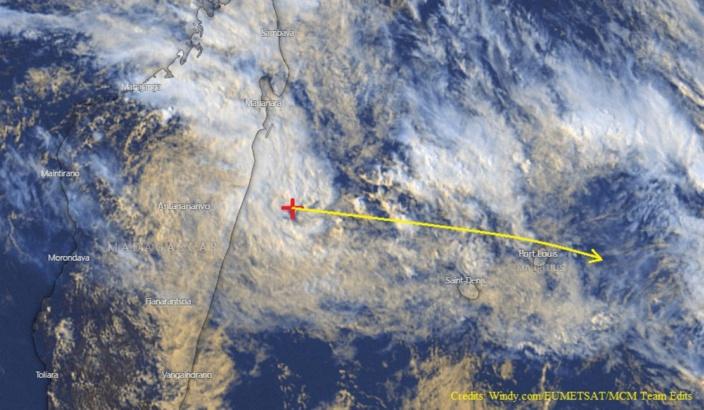 Futur Diane : Un danger cyclonique potentiel pour Maurice et Rodrigues