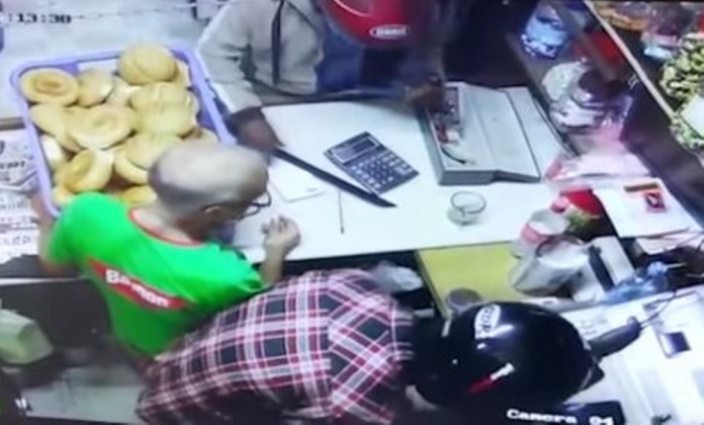 A Morcellement St André, deux suspects arrêtés après un braquage armé chez un boutiquier